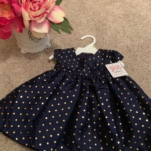 NWT 💙💛 Special Occassion Dress (3 Months)